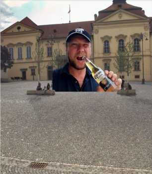 Vodní prvky na Dominikánské náměstí v Brně