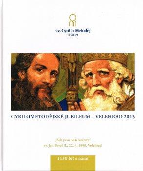Cyrilometodějské jubileum - Velehrad 2013