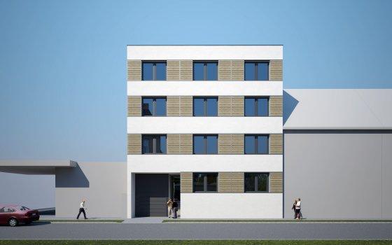 Bytový dům Grmelova