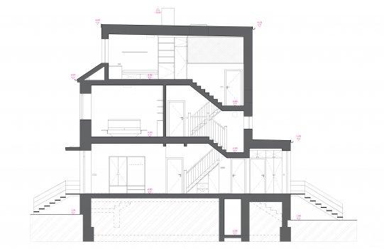 Rekonstrukce rodinného domu v Brně - Slatině