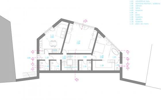 Rodinný dům Kutná Hora