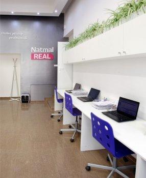 Nová pobočka realitní kanceláře - úprava komerčních prostor