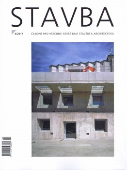 STAVBA 4/2017